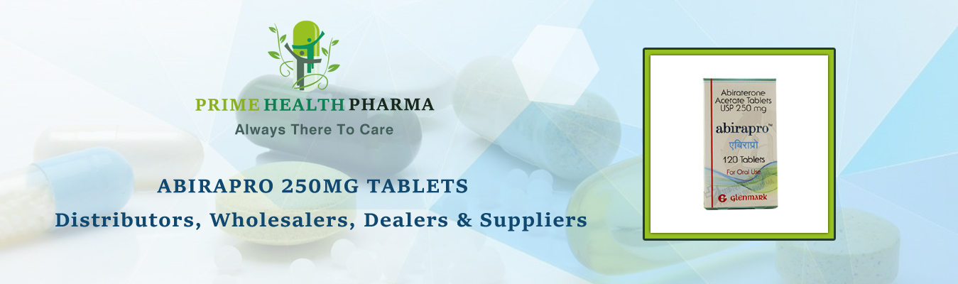 Abirapro 250mg Tablets
