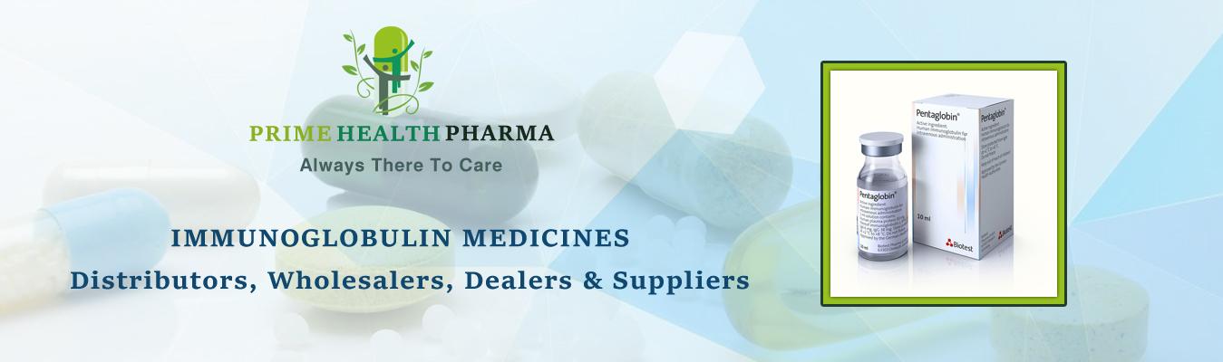 Immunoglobulin Medicines