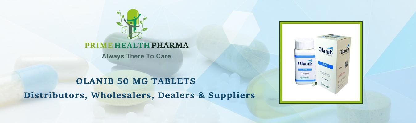 Olanib 50 mg Tablets