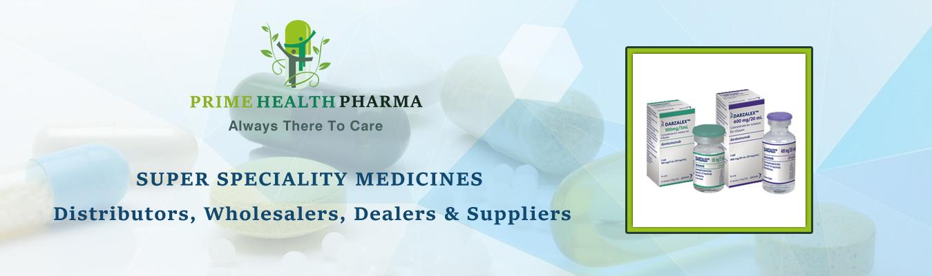 Super Speciality Medicines